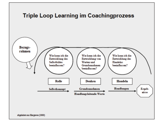 Triple loop coaching